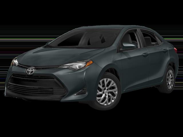2019 Toyota Corolla Comparison Image
