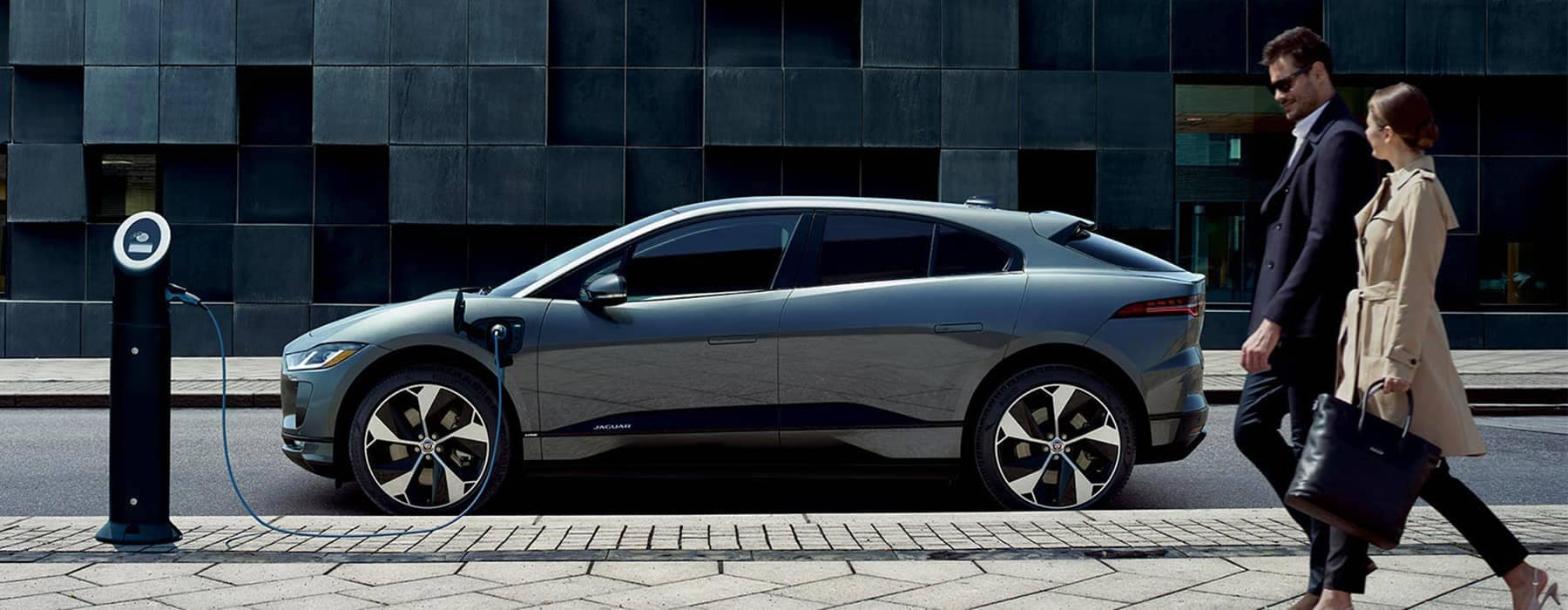 2019 Jaguar I-Pace Charging