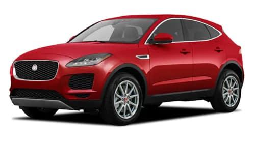 New 2019 Jaguar E-PACE S AWD SUV
