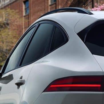 2019 Jaguar E-PACE rear light