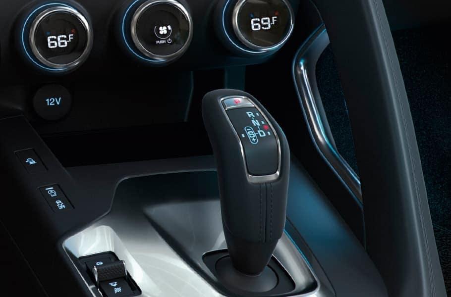 2019 Jaguar E-PACE controls