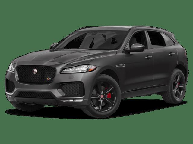 2019 Jaguar F-PACE Hero Image