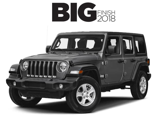 2018 JEEP WRANGLER UNLIMITED 4X4