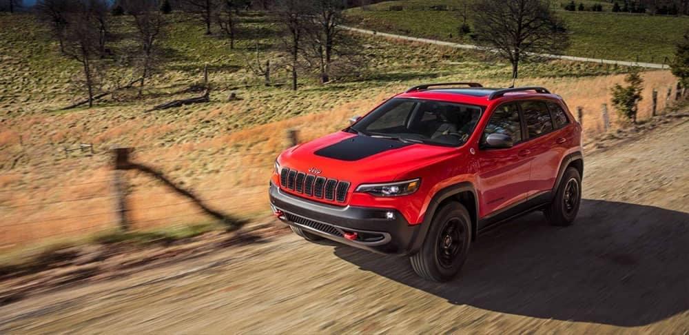 2019 Jeep Cherokee Exterior Gallery 2