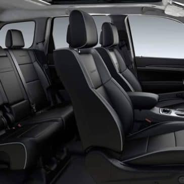 2019 Jeep Grand Cherokee Interior Gallery 7
