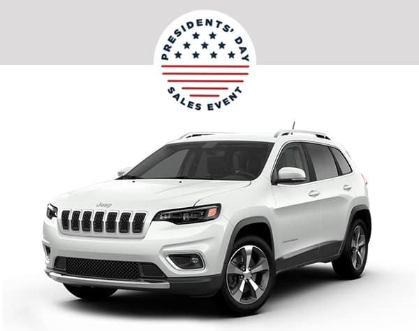 2019 JEEP CHEROKEE LIMITED 4X4 Auto