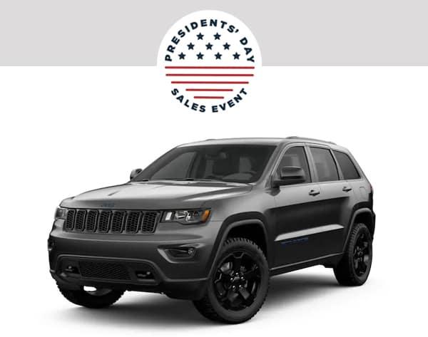 2019 JEEP GRAND CHEROKEE UPLAND 4X4 Auto