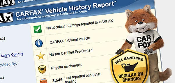 Why Certified Executive Nissan