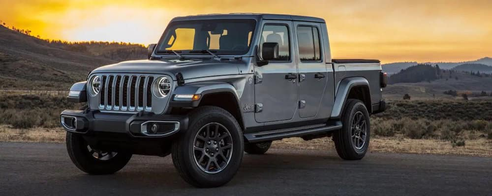 2020 Jeep Gladiator Preview