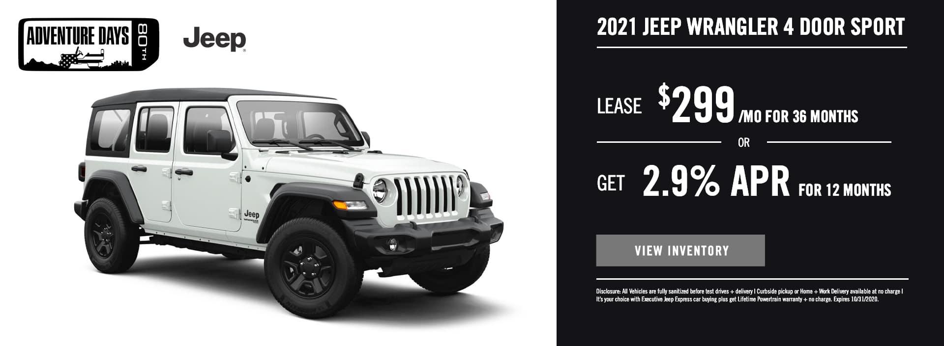 EAG_Jeep_2021 Jeep Wrangler 4 Door Sport