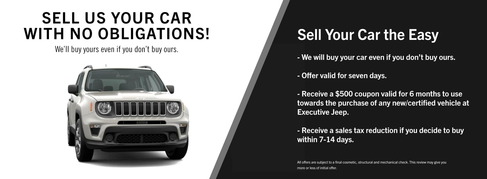 EAG_Jeep_Sell Your Car the Easy Way!_