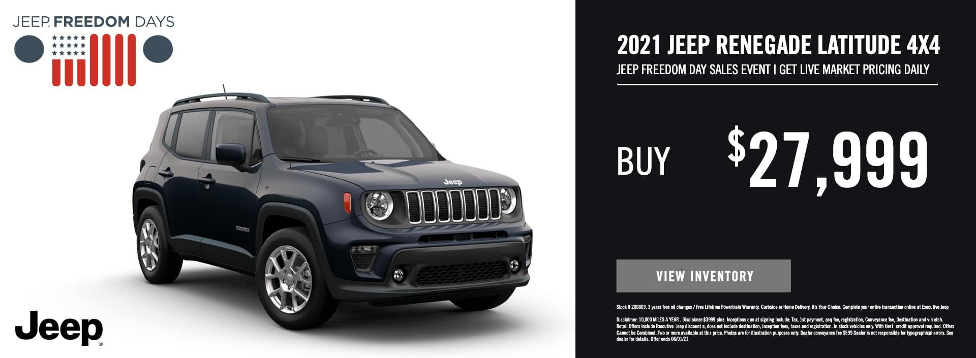 EAG_Jeep_2021 Jeep Renegade Latitude 4×4-2