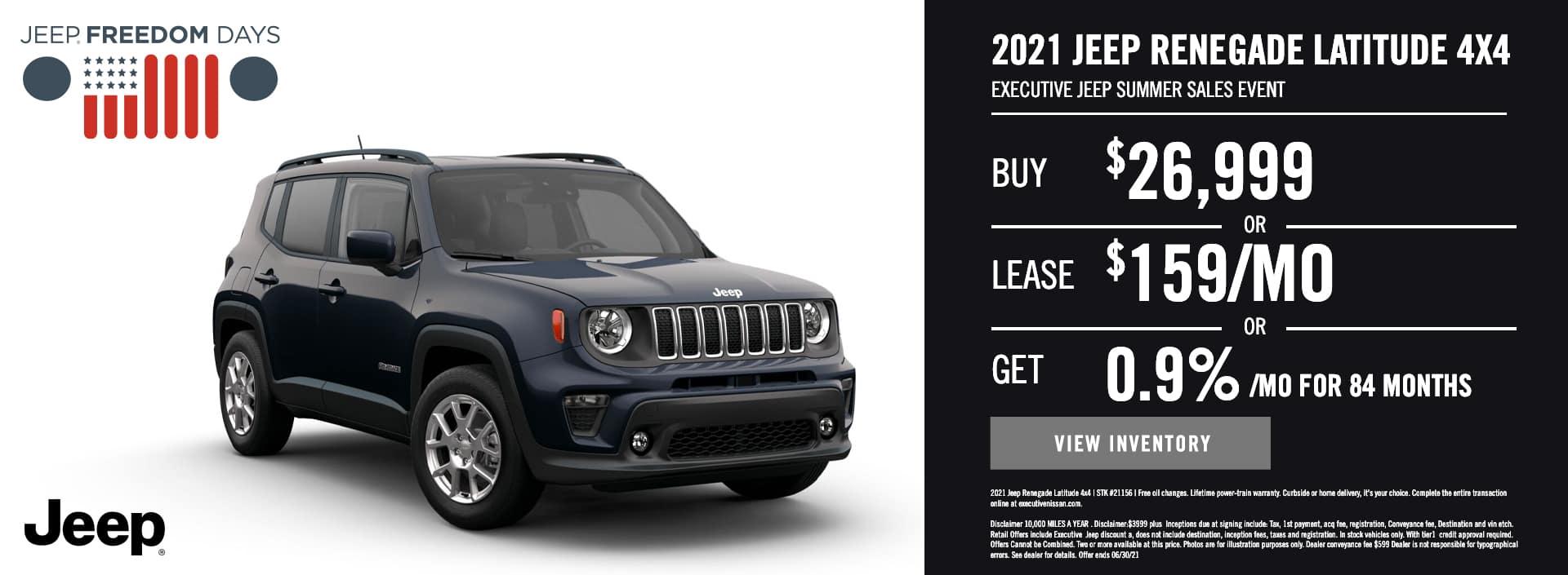 EAG_Jeep_2021 Jeep Renegade Latitude 4×4