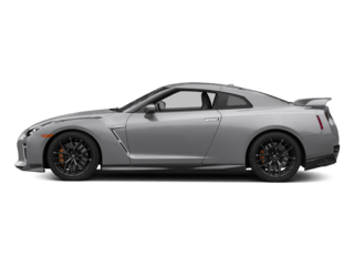 GT-R 2018 side