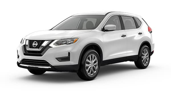 New 2019 Nissan Rogue S AWD Auto