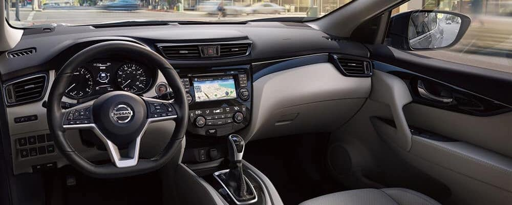 Nissan Rogue Seating >> 2019 Nissan Rogue Interior Features Executive Nissan