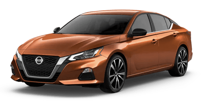 2019 Nissan Altima Hero Image