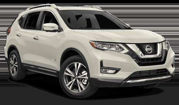 2019 Nissan Rogue Comparison Image