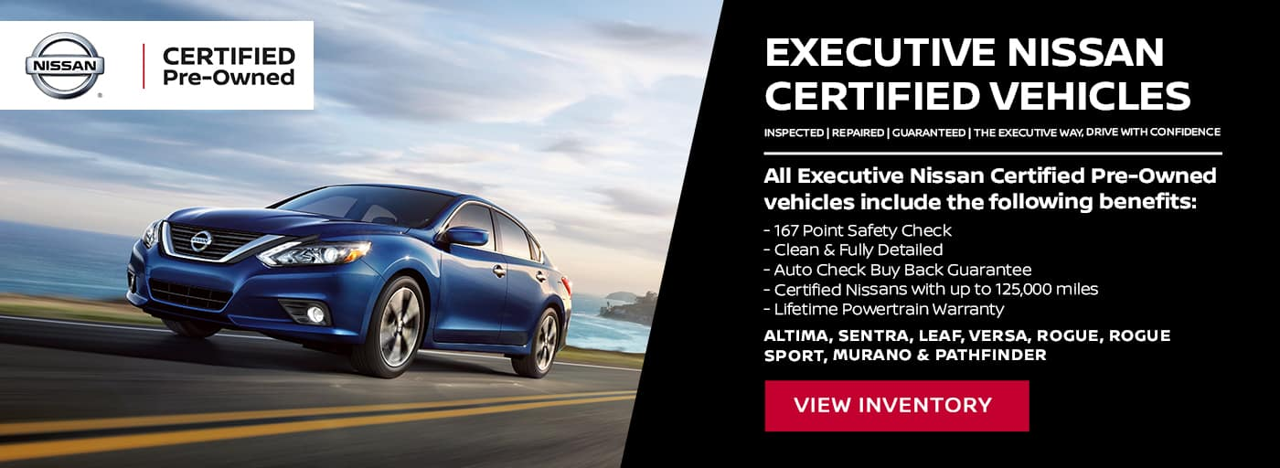 EAG_Nissan_Executive Nissan Certified Vehicles_