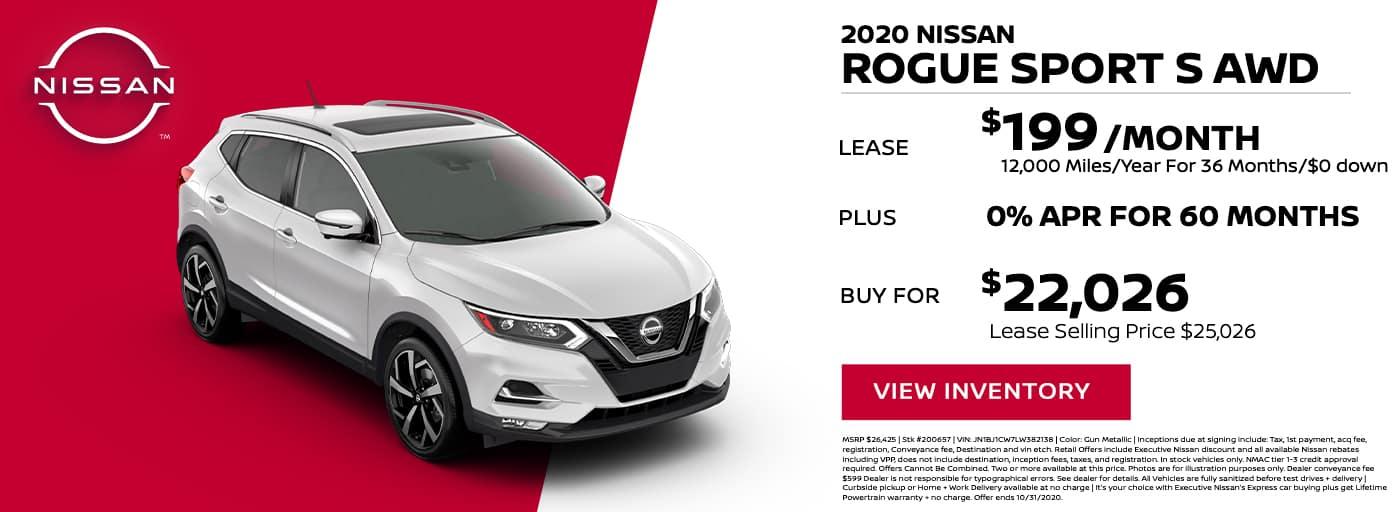 EAG_Nissan_2020 nissan Rogue Sport s awd (1)
