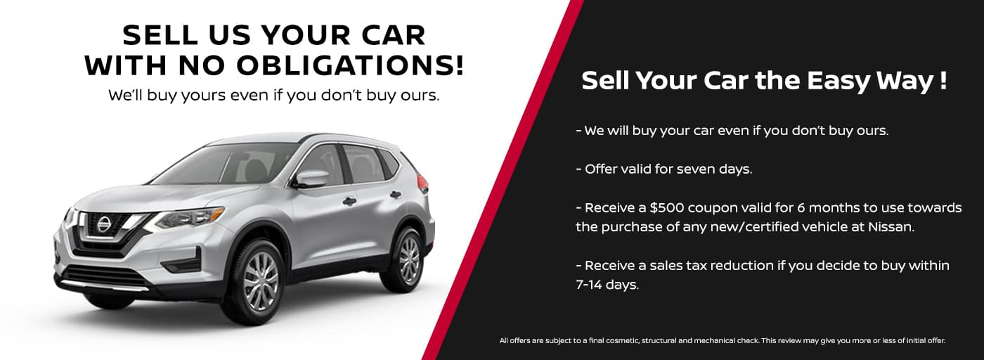 EAG_Nissan_NOV_Sell Your Car the Easy Way