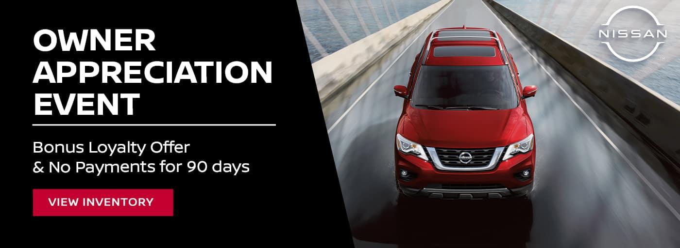 EAG_Nissan_Owner Appreciation Event