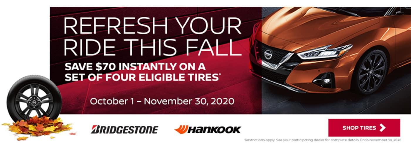 EAG_Nissan_tires deal