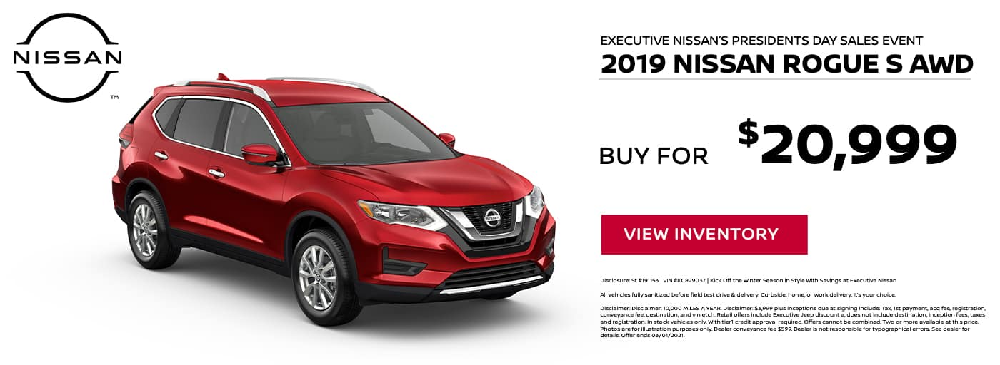 EAG_Nissan_2019 Nissan Rogue S AWD