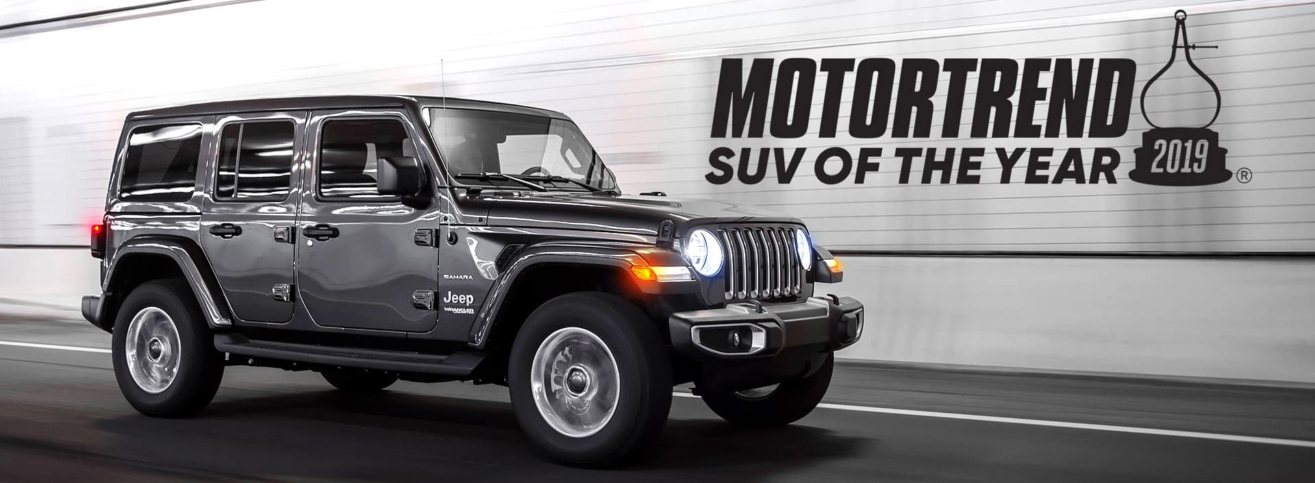 MotorTrend SUV of The Year 2019