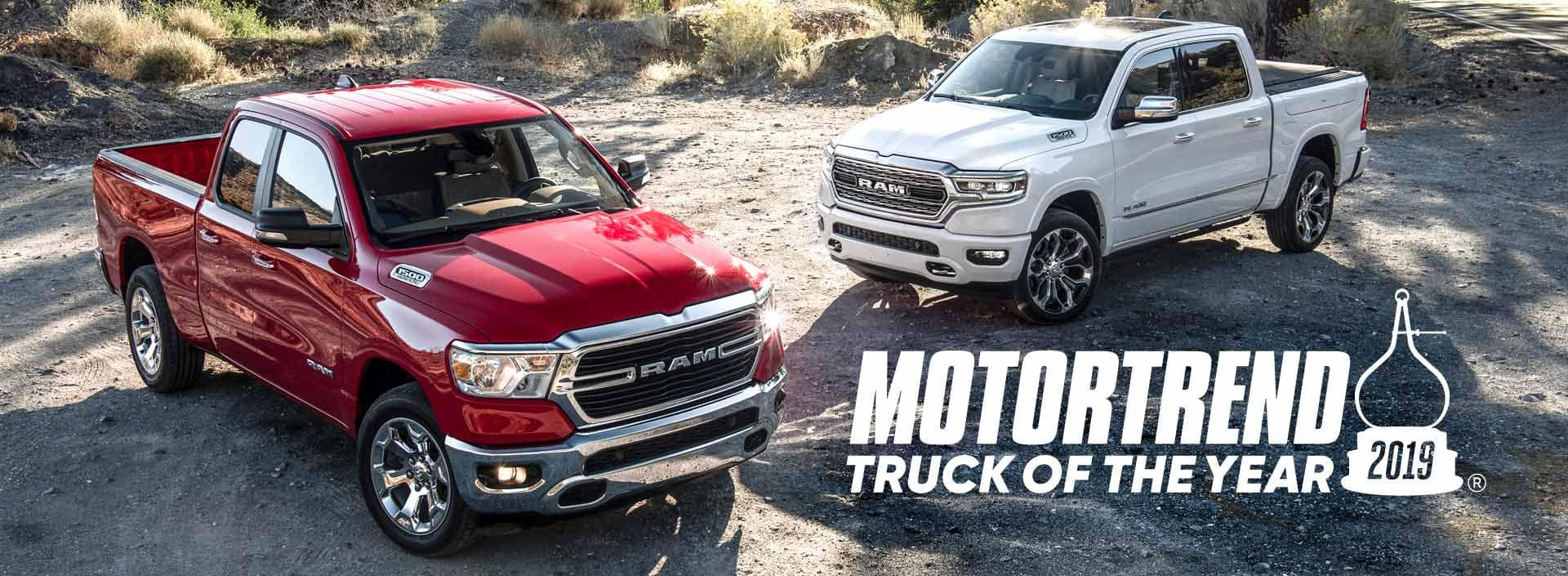 MotorTrend Truck of The Year 2019