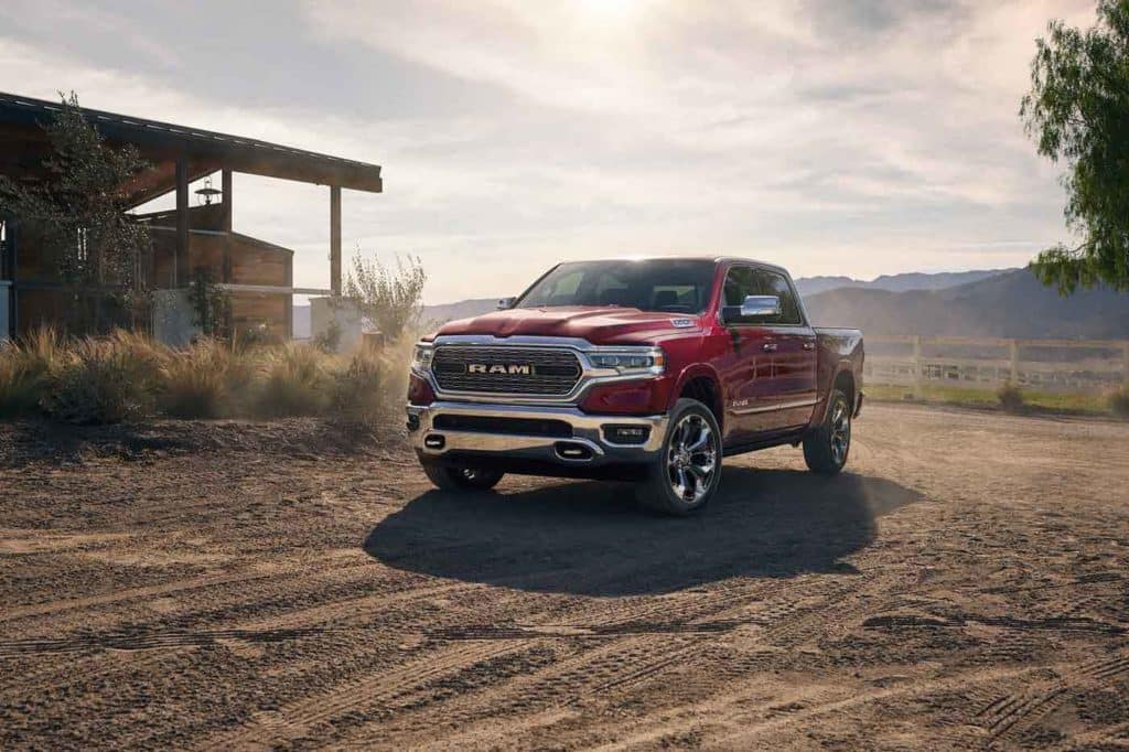 2019 RAM 1500 Finance Offer