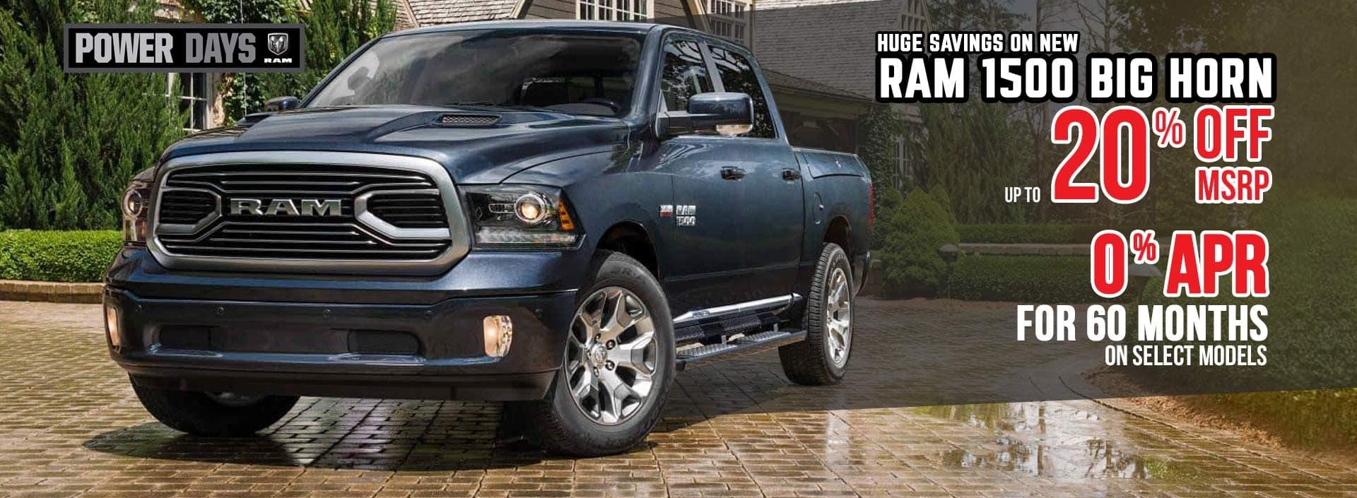 Ram 1500 Sale
