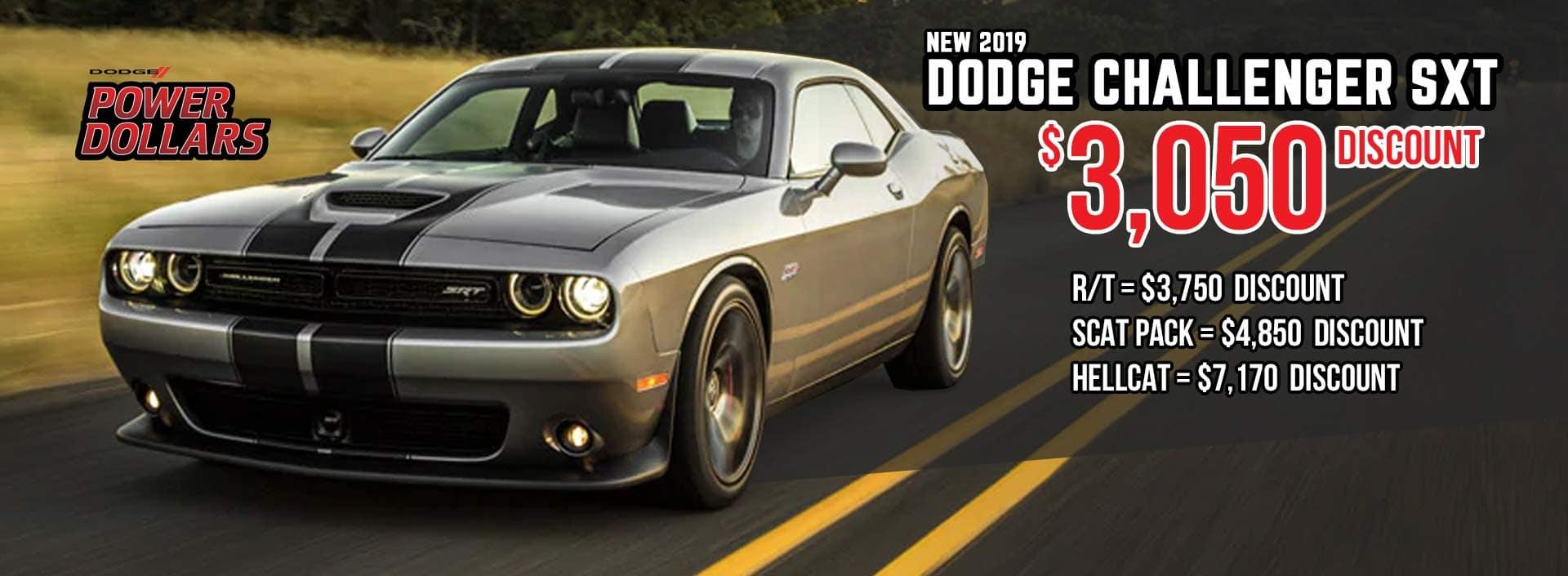 Dodge Challenger Sale