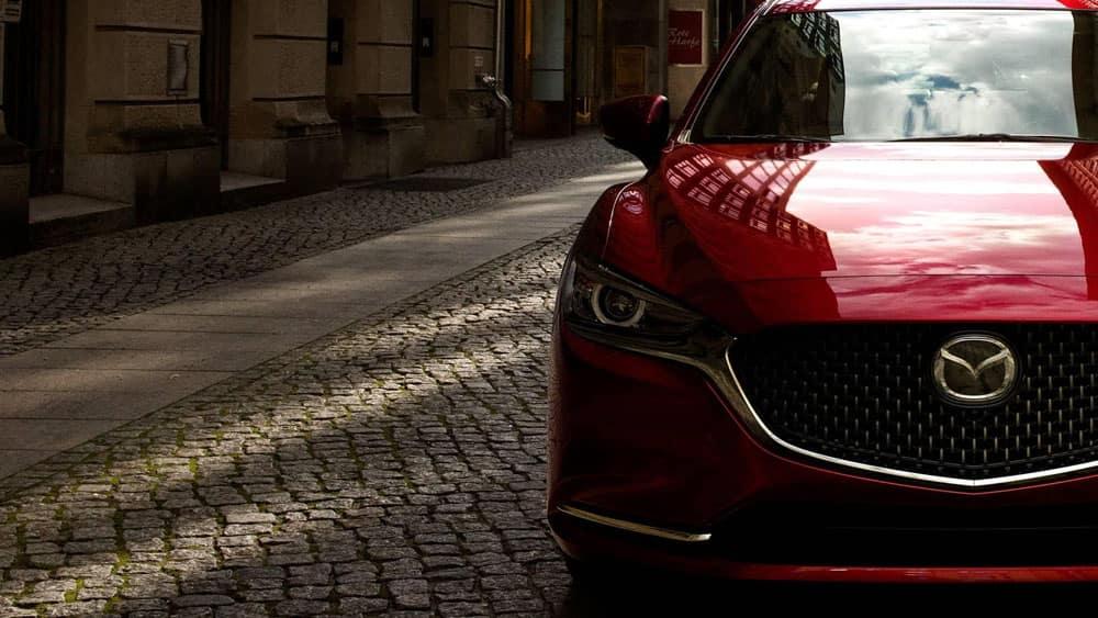 2018-Mazda6-on-a-cobblestone-street