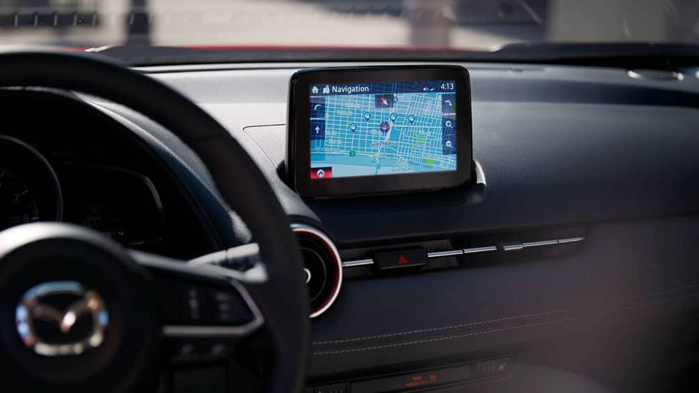 2019 Mazda CX-3 Mazda Connect navigation