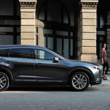 2019 Mazda CX-9 passenger side