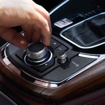 2019 Mazda CX-9 console control