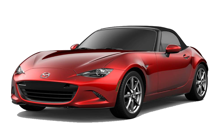 2019 Mazda MX-5 Miata Red