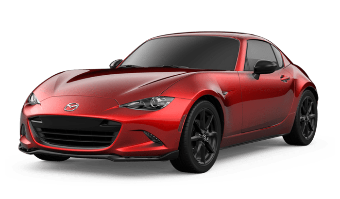 2019 Mazda MX-5 Miata RF Club in Soul Red
