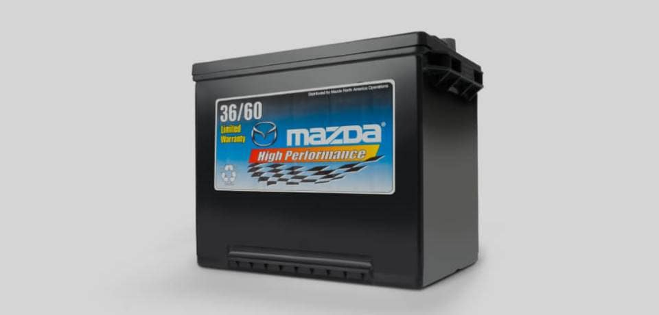 Mazda Battery Replacement in Henderson
