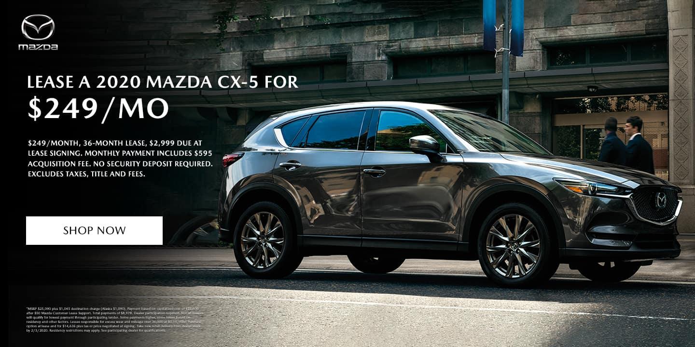 Mazda CX-5 Lease