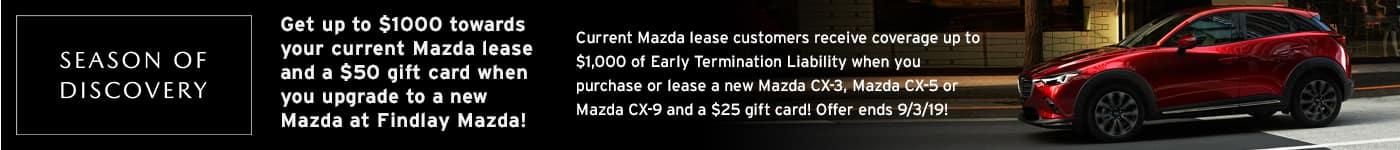 $1000 Lease Return Offer