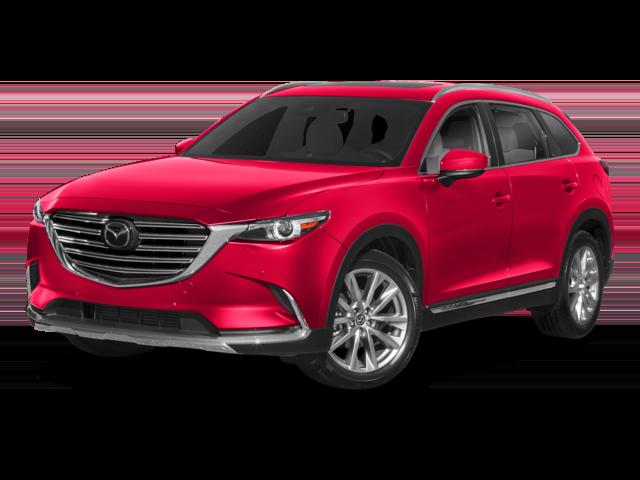 2018 Mazda CX-9, Red Exterior