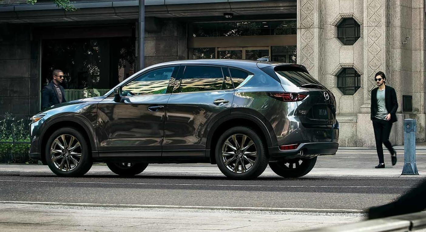 2019 Mazda CX5, Grey Exterior