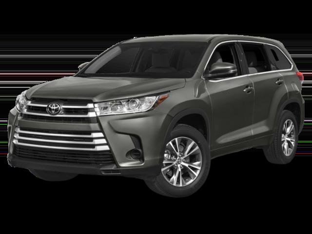 2019 Toyota Highlander, Grey Exterior