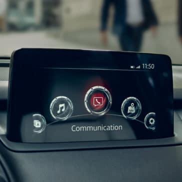 2020 Mazda CX-9 Touchscreen