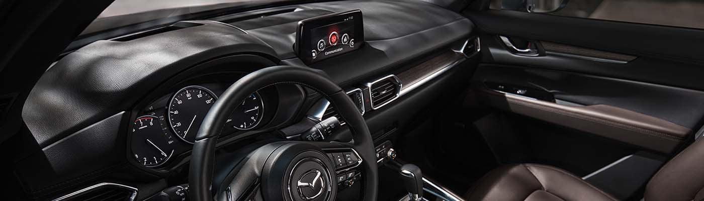 2020 Mazda cx5 dashboard