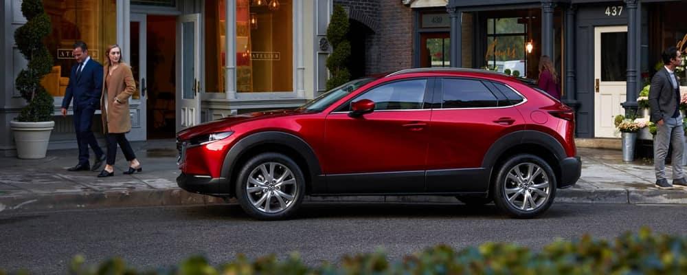 2020 Mazda CX-30 in City