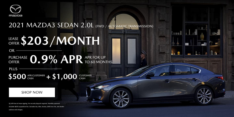 Your Preferred Mazda Lease Return Center