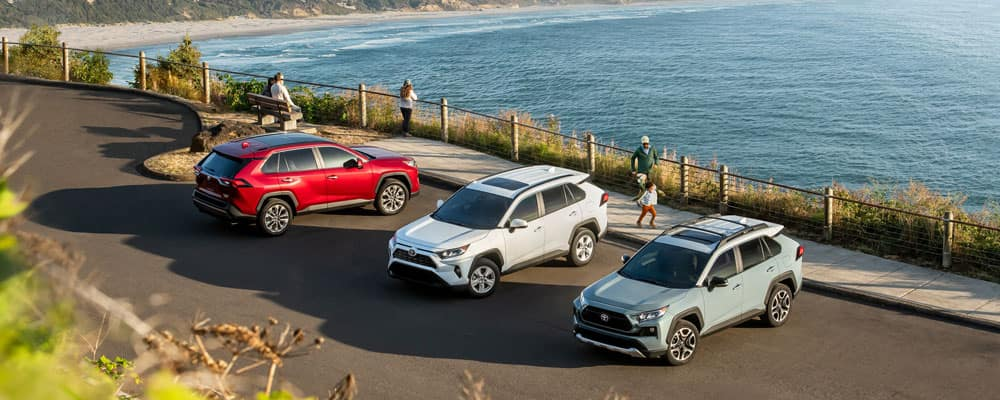 2019 Toyota RAV4 Outdoors